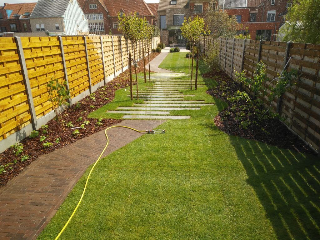 Tuinen for Tuin inrichten planten
